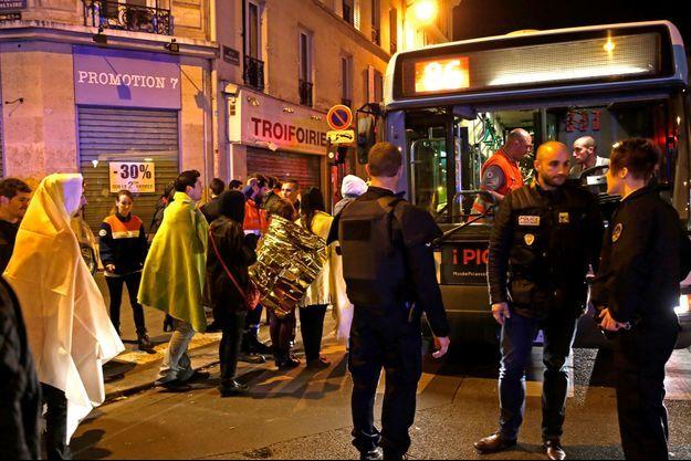Trois frères seraient impliqués dans les attaques de Paris.