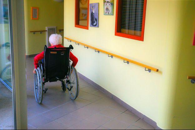 Une retraitée (photo d'illustration).