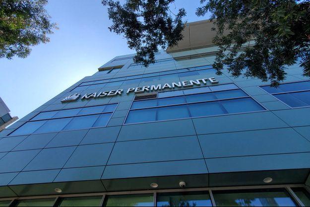 Le centre Kaiser Permanente de San Jose, près de San Francisco.