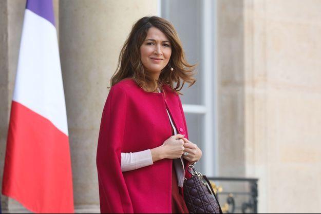 Zineb El-Rhazoui en mars 2019.