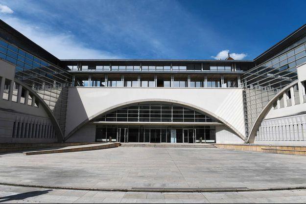 Devant le tribunal de Besançon (image d'illustration).