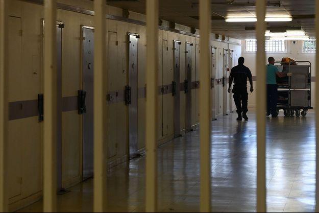 Image d'illustration, ici prise à la prison de Poissy.
