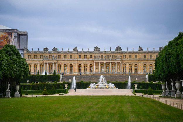 Un homme s'est introduit de nuit dans le château de Versailles (image d'illustration).