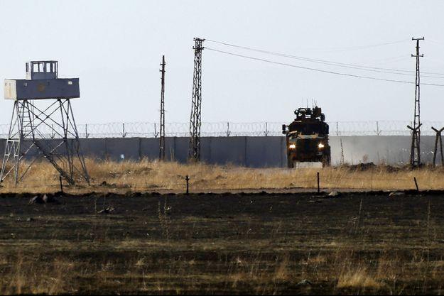 Othman Garrido a été arrêté en juillet non loin de le frontière entre la Turquie et la Syrie (image d'illustration).