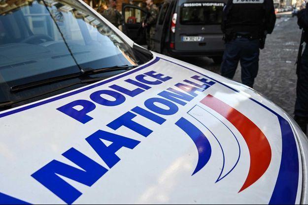 Un camion de police (image d'illustration).