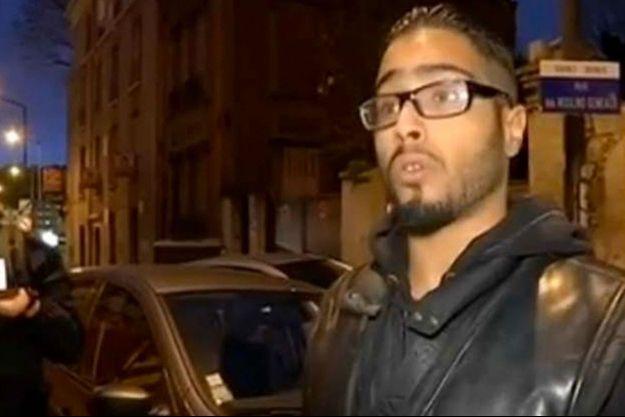 Le logeur présumé des terroristes Jawad Bendaoud.