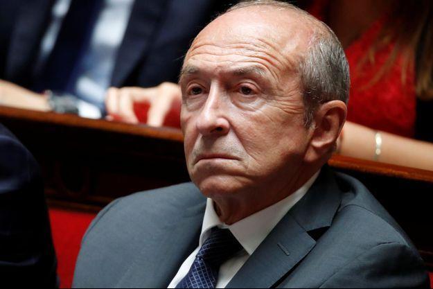 Gérard Collomb, ici en septembre 2018 à l'Assemblée.