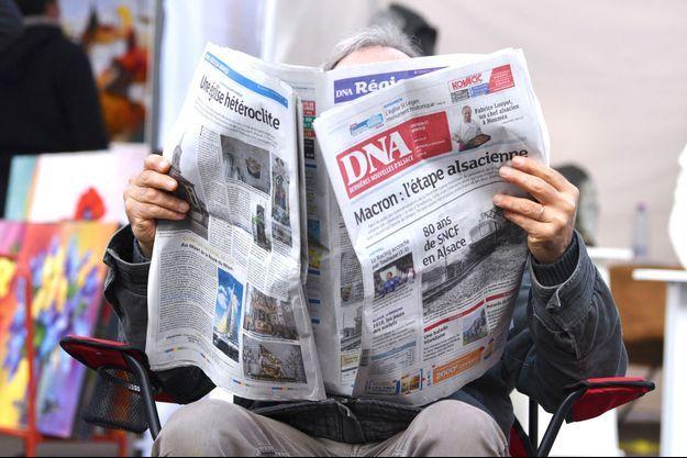 """La quotidien """"DNA"""" touché par un drame (image d'illustration)"""