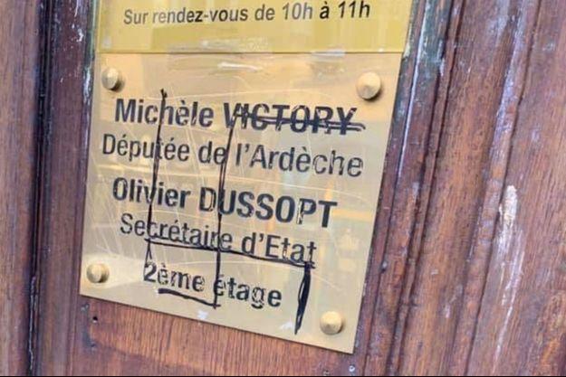Pierre Jouvet a publié la photo sur Twitter.