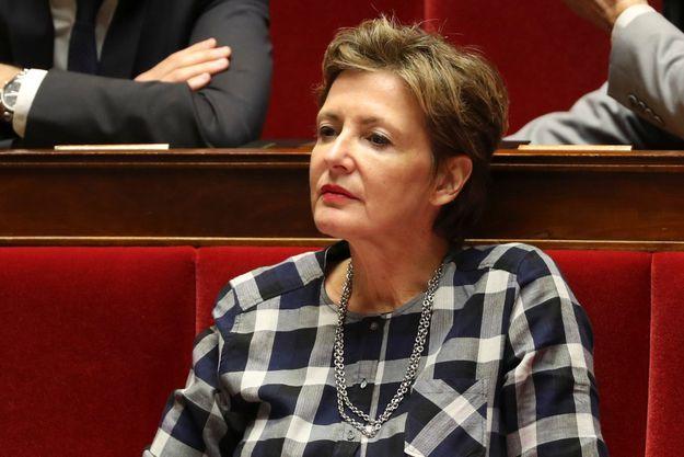 Frédérique Dumas en novembre 2017.