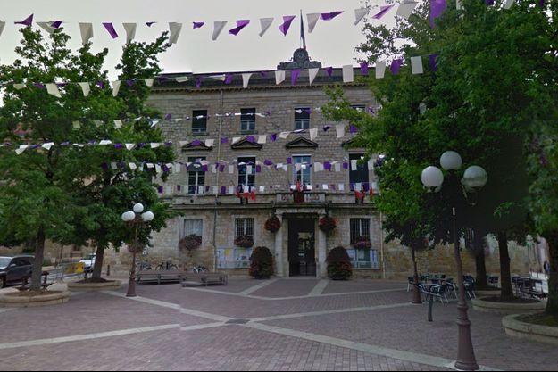 Mairie d'Agen.