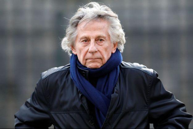 Roman Polanski à Paris, en décembre 2017.