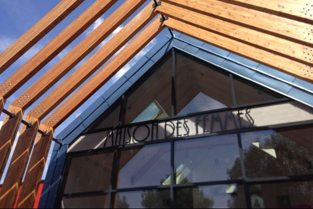 """La """"Maison des femmes"""", inaugurée ce vendredi à Saint-Denis."""