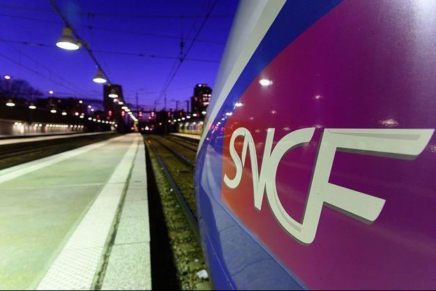 Un TGV à la gare Montparnasse en 2019 (photo d'illustration).