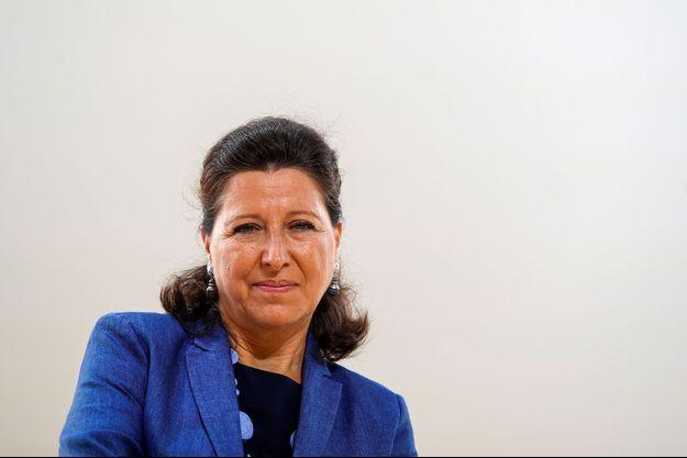 Agnès Buzyn à Paris, le 29 août.