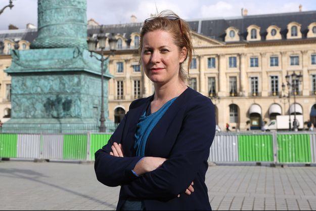 Béatrice Brugère, la secrétaire générale du syndicat FO-Magistrats.