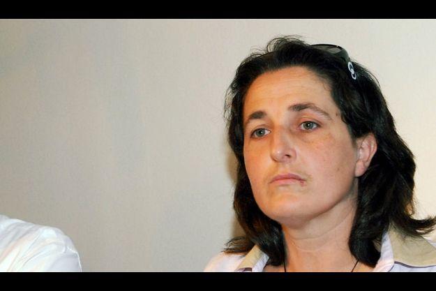Véronique Courjault en août 2006, peu de temps avant son incarcération.