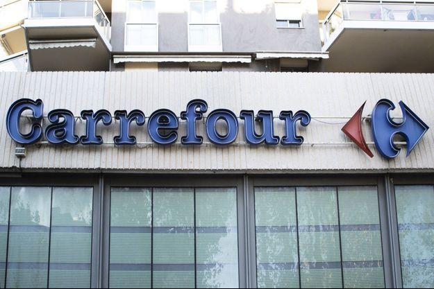 Un magasin de l'enseigne Carrefour (image d'illustration).