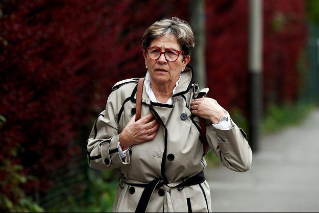 Viviane Lambert, la mère de Vincent Lambert en mai 2019.