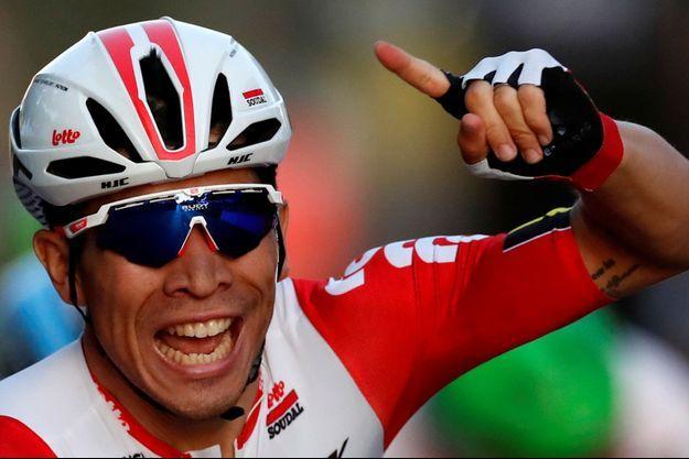 Caleb Ewan a gagné l'ultime étape du Tour de France 2019