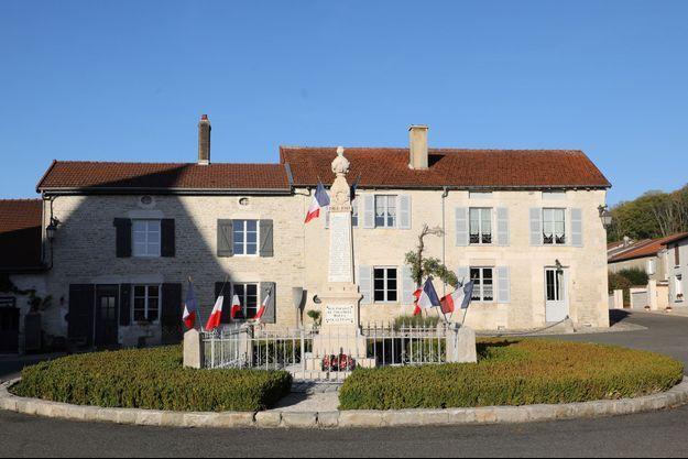 Colombey-les-Deux-Eglises, ici en octobre 2018.