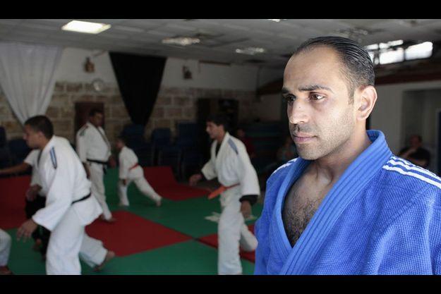Abu Rmeileh est le premier Palestinien qualifié pour les JO, sans carton d'invitation de la part du CIO.
