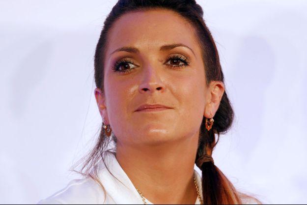 La championne de ski freestyle Marie Martinod est l'une des rédactrices de la tribune.