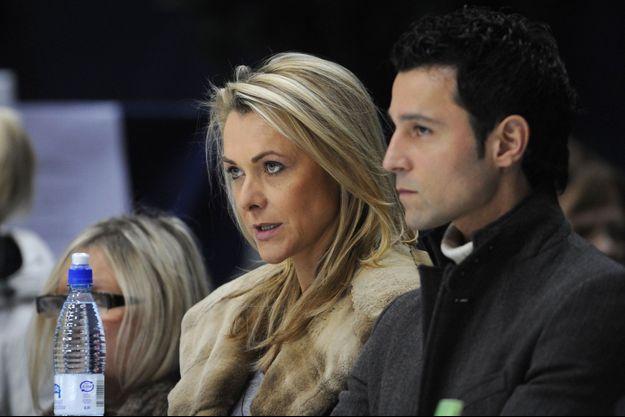 Annick Dumont, autrefois mariée à Gilles Beyer, affirme n'avoir pas été au courant des agissements de l'ancien entraîneur.