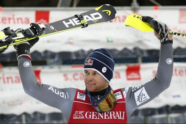 Le skieur français Alexis Pinturault.