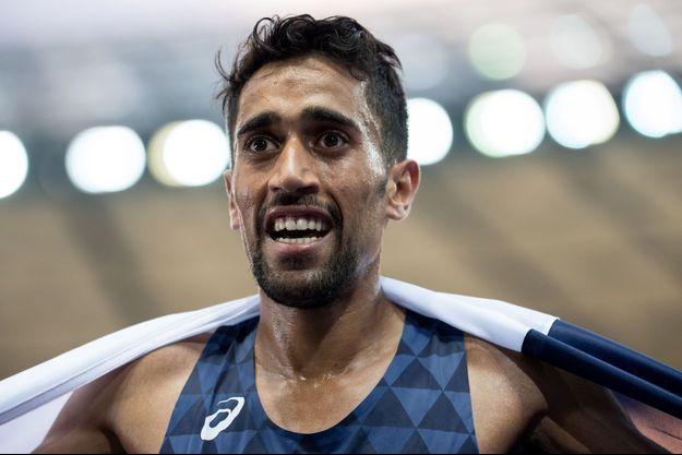 Le Français Morhad Amdouni a remporté son premier titre.
