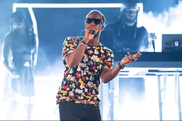 Le rappeur Youssoupha.