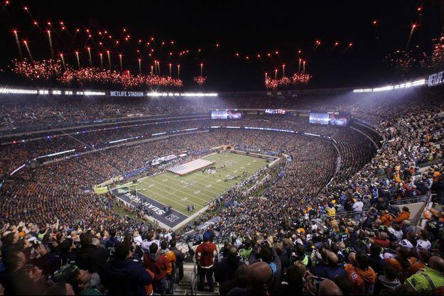 Le Super Bowl l'an dernier