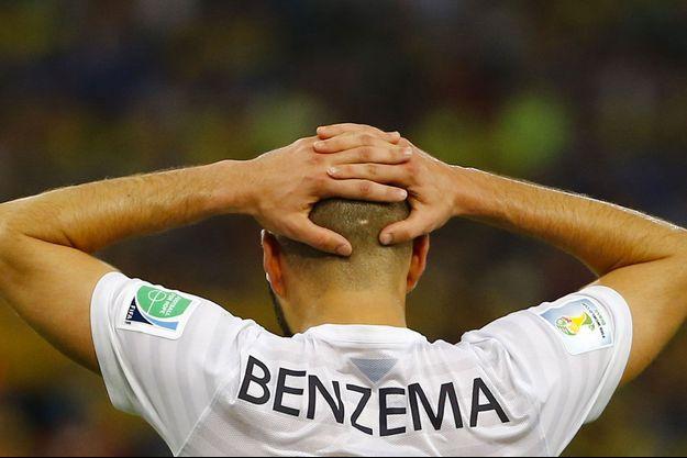 Benzema a le vent en poupe.