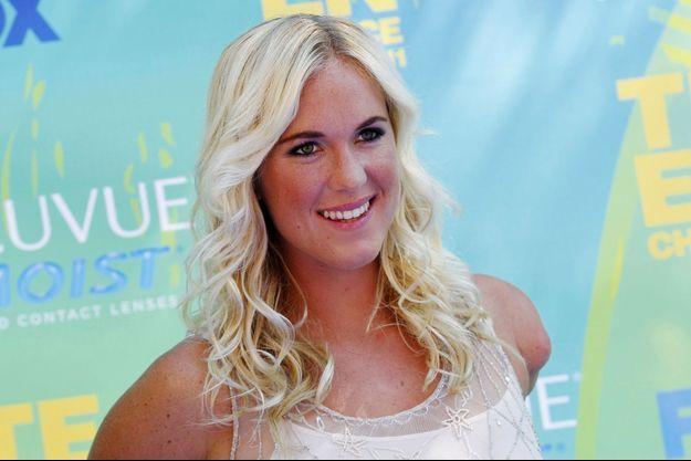 Bethany Hamilton, en 2011.