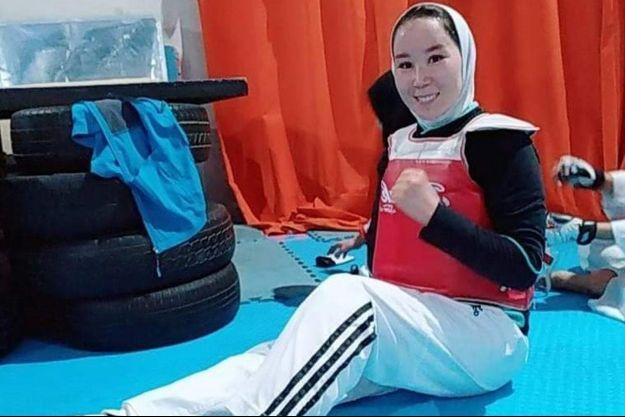 Zakia Khudadadi ne pourra pas prendre part aux Jeux paralympiques de Tokyo en raison de la situation en Afghanistan.