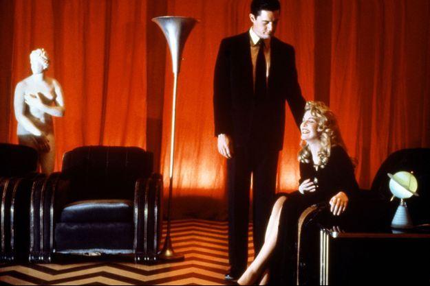 """Kyle MacLachlan et Sheryl Lee devaient reprendre leurs rôles dans le revival de """"Twin Peaks""""."""