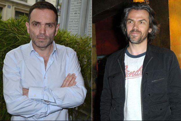 """Yann Moix, qui n'est pourtant pas un fan d'Aymeric Caron, va le remplacer dans """"On n'est pas couché""""."""