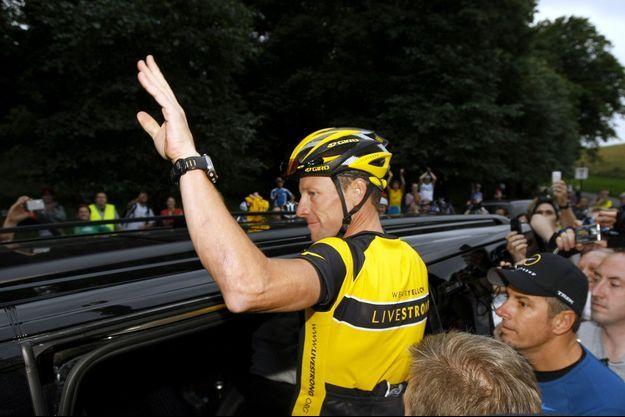 Lance Armstrong en 2009.