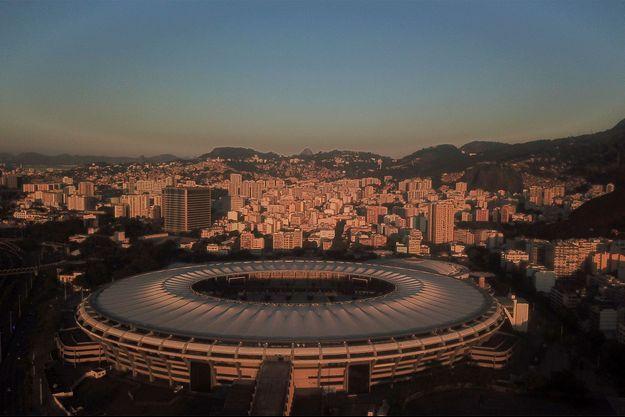 Le stade Maracana de Rio.