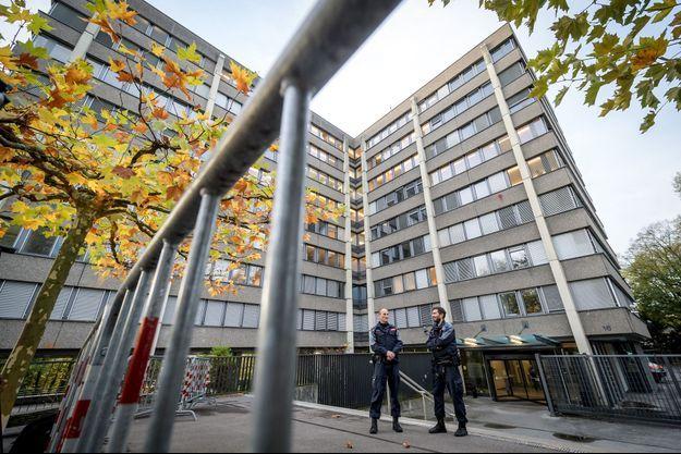 Les bureaux du procureur général suisse à Berne.