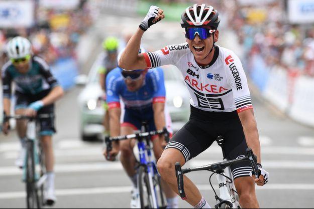 Warren Bargui s'est imposé au sprint.