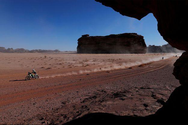 Edwin Straver était hospitalisé depuis une grave chute lors de la onzième étape du rallye Dakar-2020.