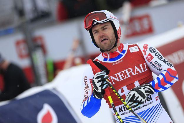 David Poisson est mort lundi au Canada lors d'un entraînement.