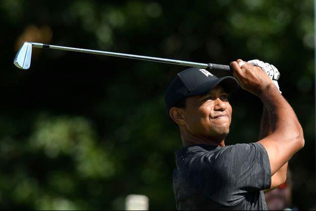 Tiger Woods le 31 août dernier.