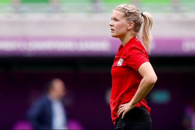 Ada Hegerberg ne participe pas à la Coupe du monde en France.