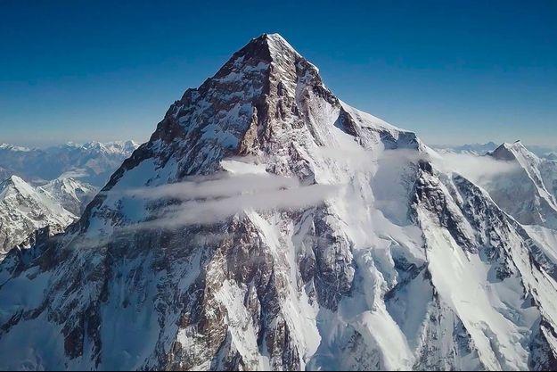 Une équipe d'alpinistes népalais a réussi la première ascension hivernale du K2 (image d'illustration).