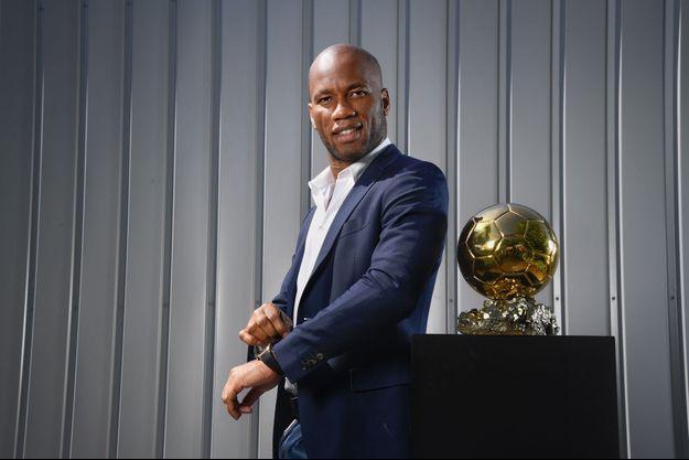 Didier Drogba va parrainer et co-animer la prochaine cérémonie du Ballon d'Or.