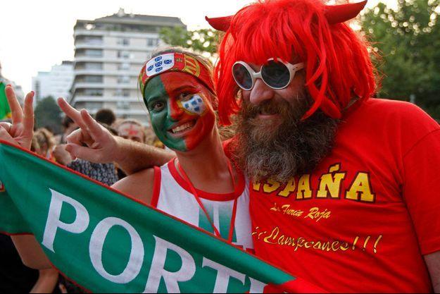 Espagne-Portugal sera l'une des grosses affiches du premier tour.