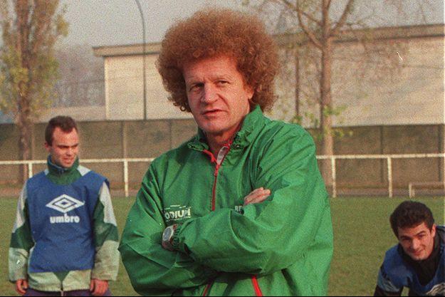Robert Herbin en 1991.