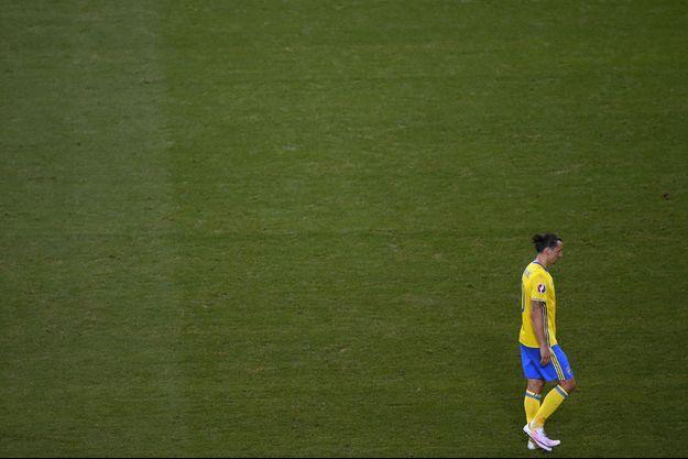 Zlatan Ibrahimovic a peut-être disputé son dernier match en France